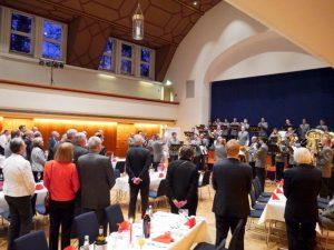 Serenade Heeresmusikkorps Brandenburg