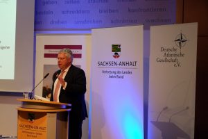 MdB Jürgen Hardt analysiert ausgewählte Aspekte der transatlantischen Beziehungen aus deutscher und europäischer Sicht